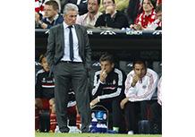 FC Bayern München Trainer Jupp Heynckes