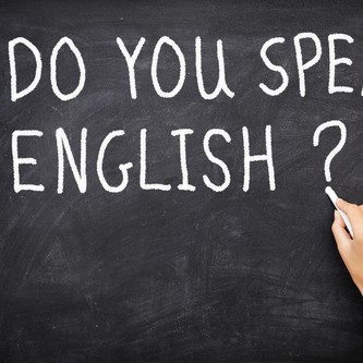 Can you speak English?