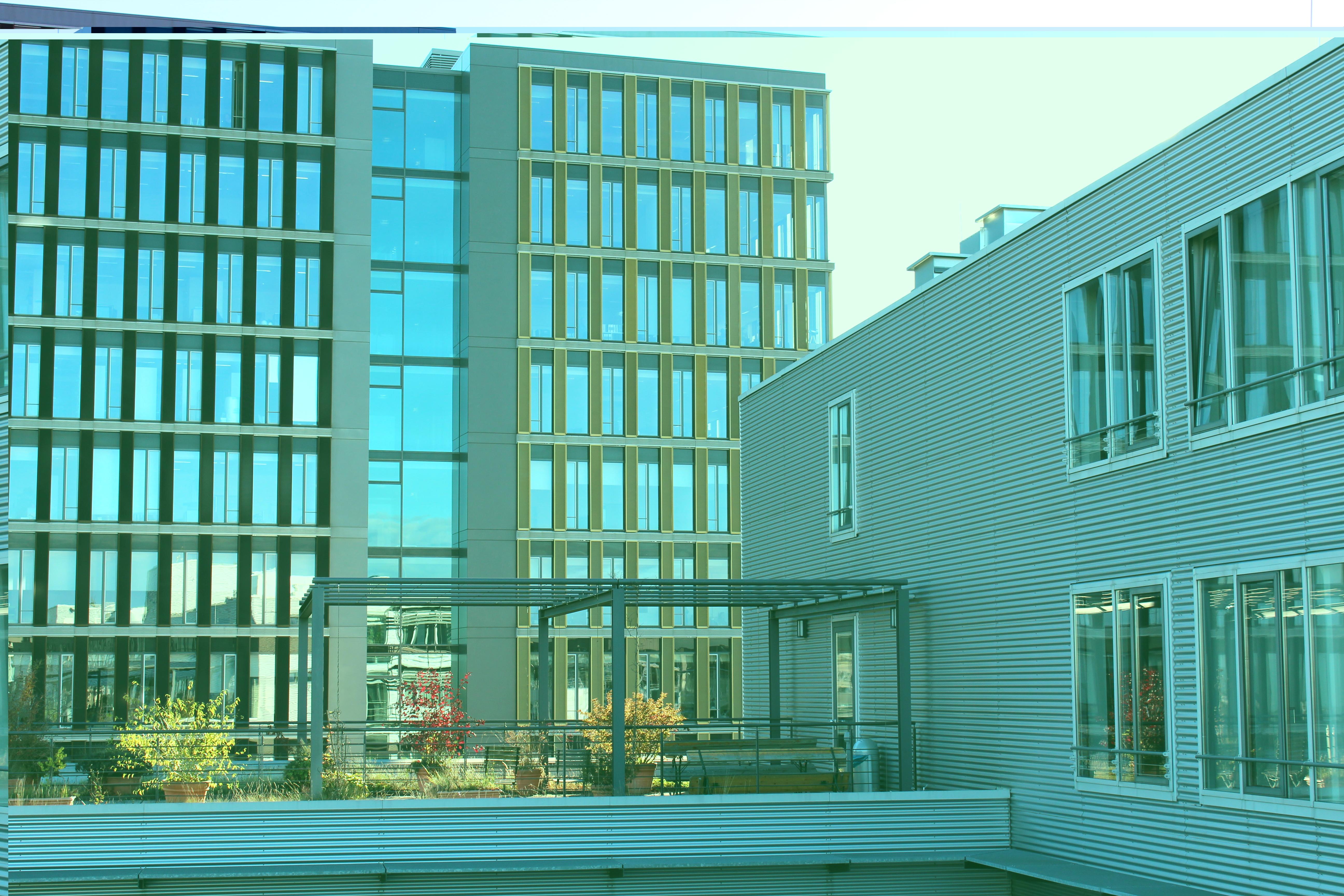 Gebäude MANAGER INSTITUT