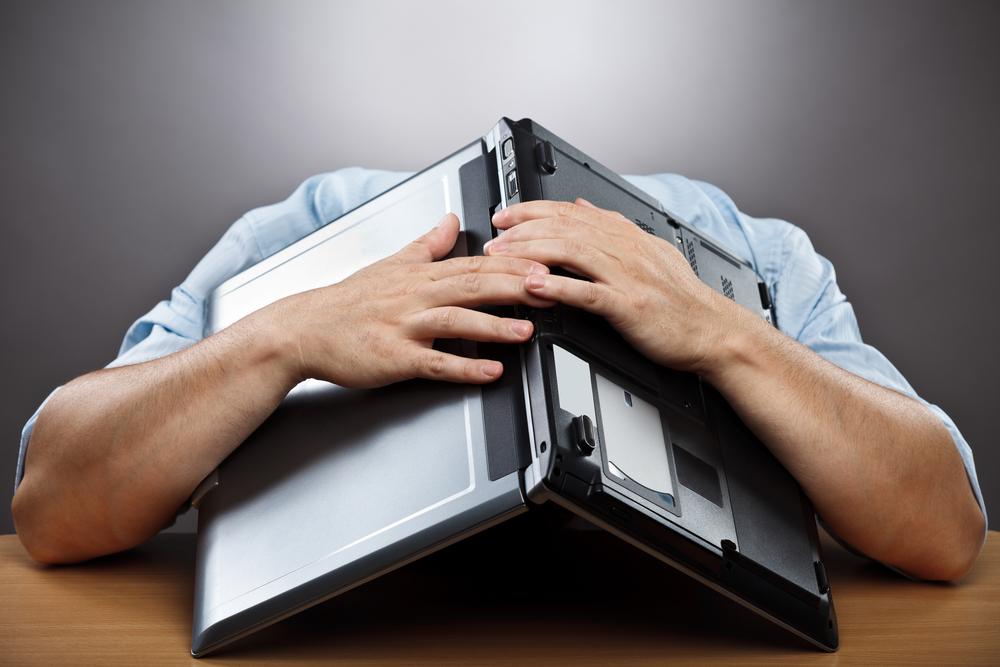 Druck Stress Führung