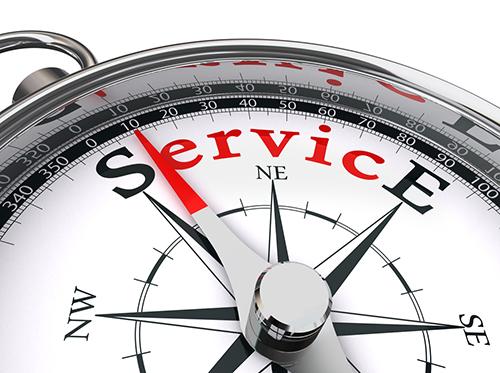 Service / Dienstleistungen